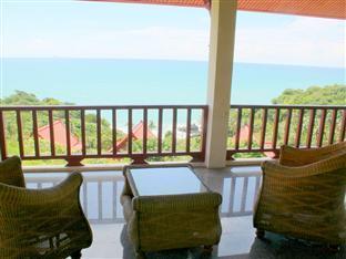 Lanta Residensea Villas Koh Lanta - Pool House A 4 Bedrooms- balcony
