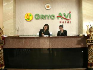 Griyo Avi Hotel Surabaya - Reception