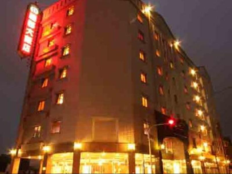 Star Diamond Hotel - Hotels and Accommodation in Taiwan, Asia