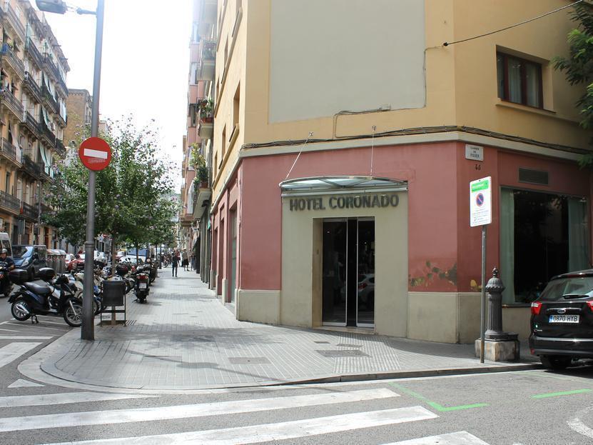 Hotel Coronado Barcelona - Exterior
