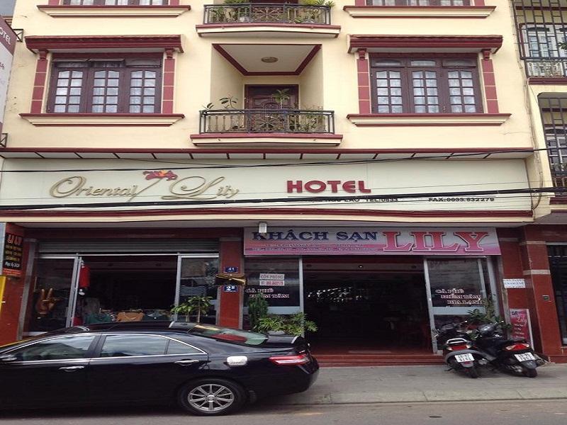 LiLy Hotel - Hotell och Boende i Vietnam , Dalat