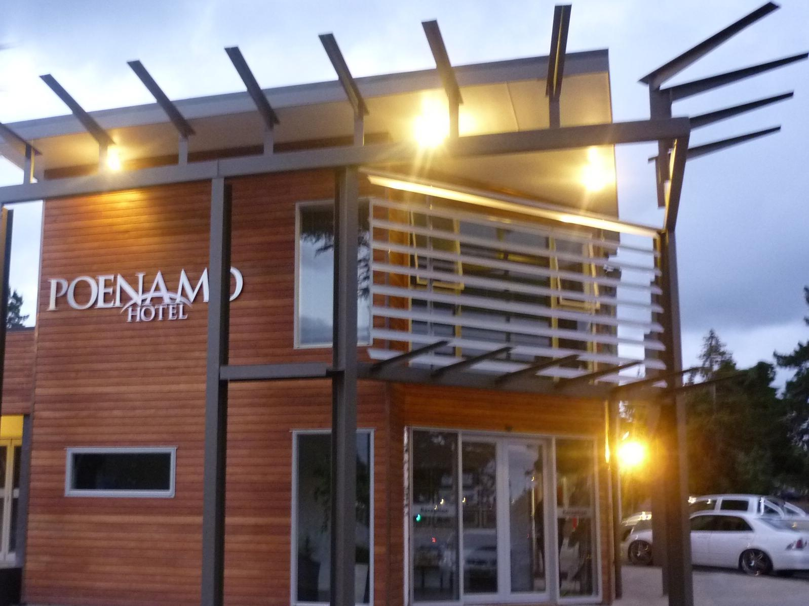 Poenamo Hotel - Hotels and Accommodation in New Zealand, Pacific Ocean And Australia