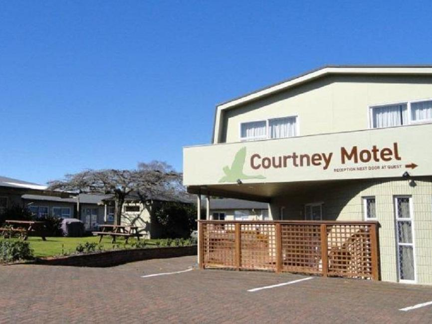 Courtney Motel - Hotels and Accommodation in New Zealand, Pacific Ocean And Australia
