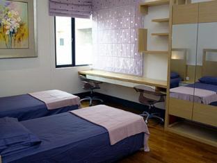 Casa Ukhwah @ Kuala Lumpur Kuala Lumpur - Bedroom