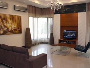 Casa Ukhwah @ Kuala Lumpur Kuala Lumpur - Living Area