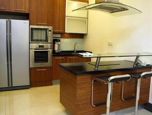 Casa Ukhwah @ Kuala Lumpur Kuala Lumpur - Kitchen Area