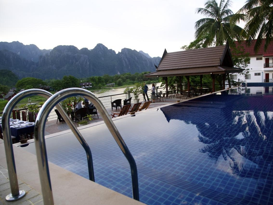 Silver Naga Hotel - Hotels and Accommodation in Laos, Asia