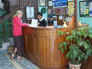 Hotel Backpackers Kathmandu - Reception
