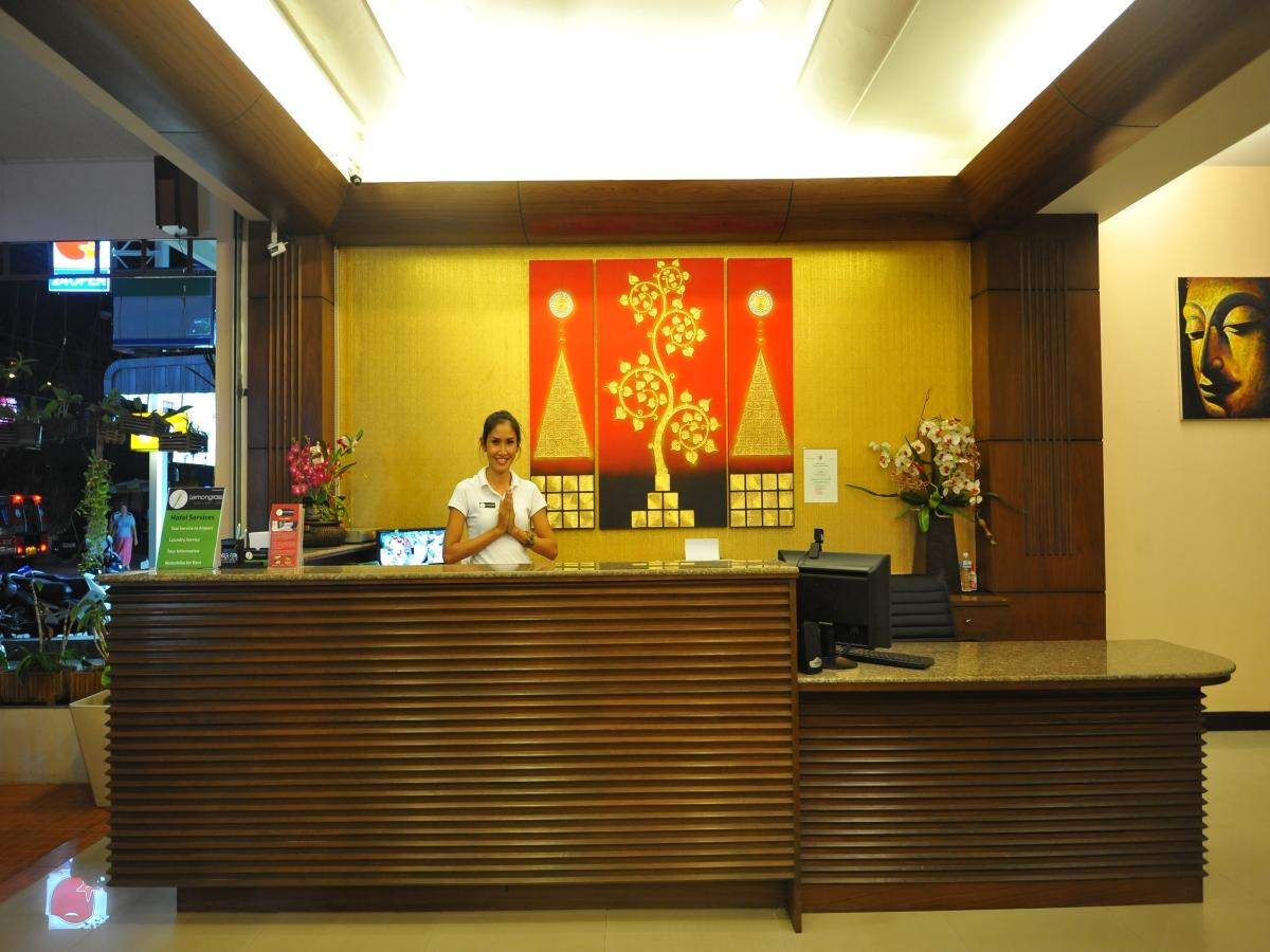 巴東香茅酒店