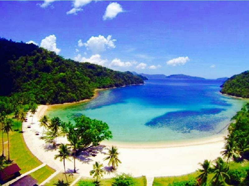 Secret Paradise Resort and Nature Reserve Palawan - Strand