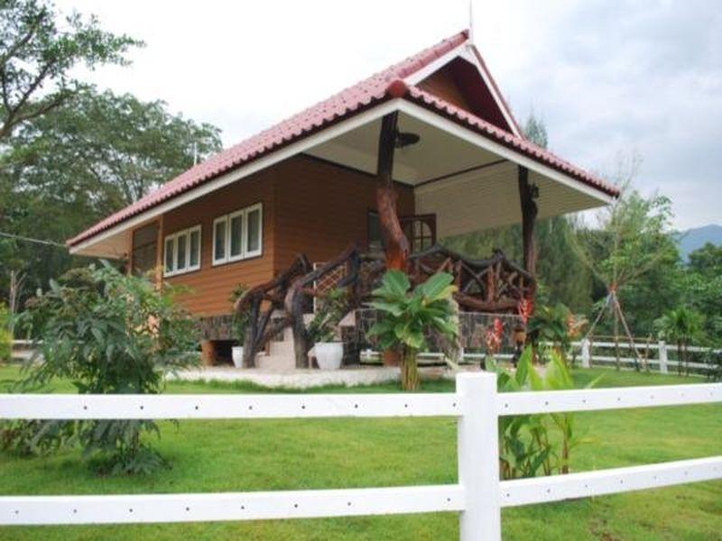 บ้านจันทร์ฉาย โฮม แอนด์ รีสอร์ท : ที่พักสวนผึ้ง จ.ราชบุรี