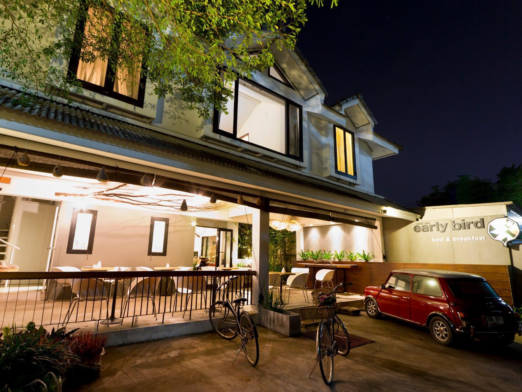 Early Bird Bed & Breakfast - Hotels and Accommodation in Thailand, Asia