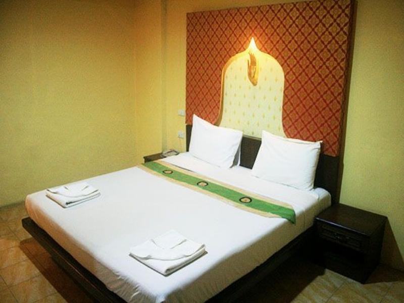 Hotell Chada Guesthouse i Patong, Phuket. Klicka för att läsa mer och skicka bokningsförfrågan