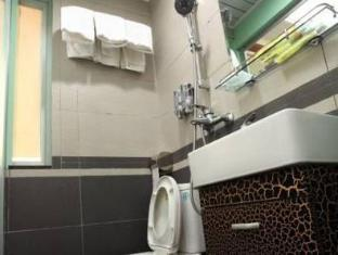 Galaxy Wifi Hotel Hong Kong - Koupelna