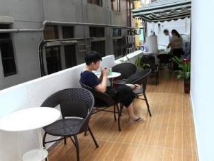 Galaxy Wifi Hotel Hong Kong - Balkón/terasa