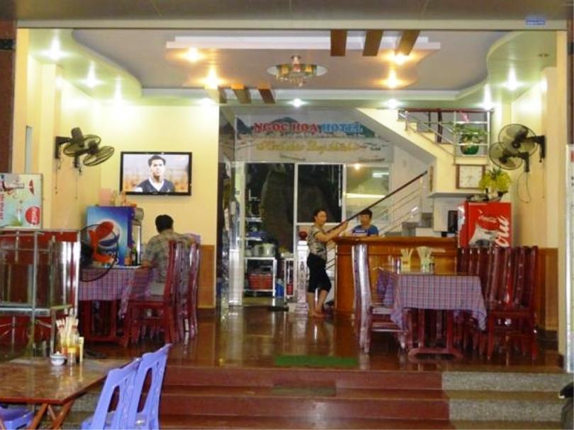 Ngoc Hoa Hotel - Hotell och Boende i Vietnam , Cat Ba Island