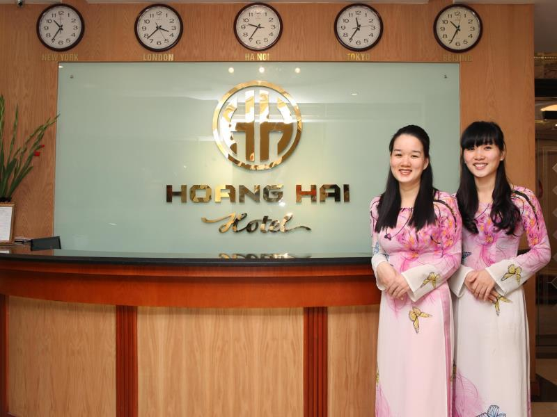 Hoang Hai Hotel Haiphong - Hotell och Boende i Vietnam , Haiphong