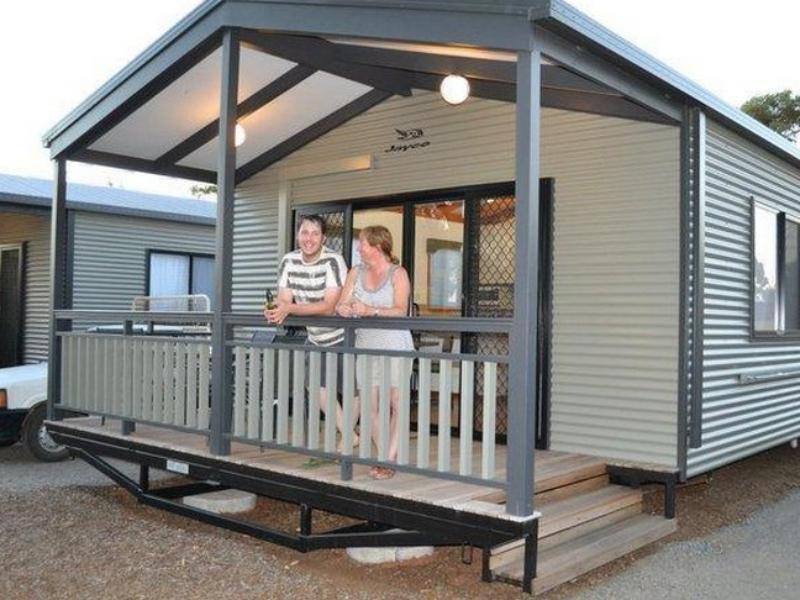 Broken Hill Tourist Park - Hotell och Boende i Australien , Broken Hill