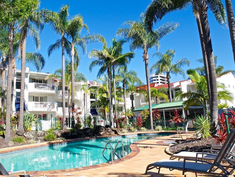 Cannes Court Apartments - Hotell och Boende i Australien , Guldkusten