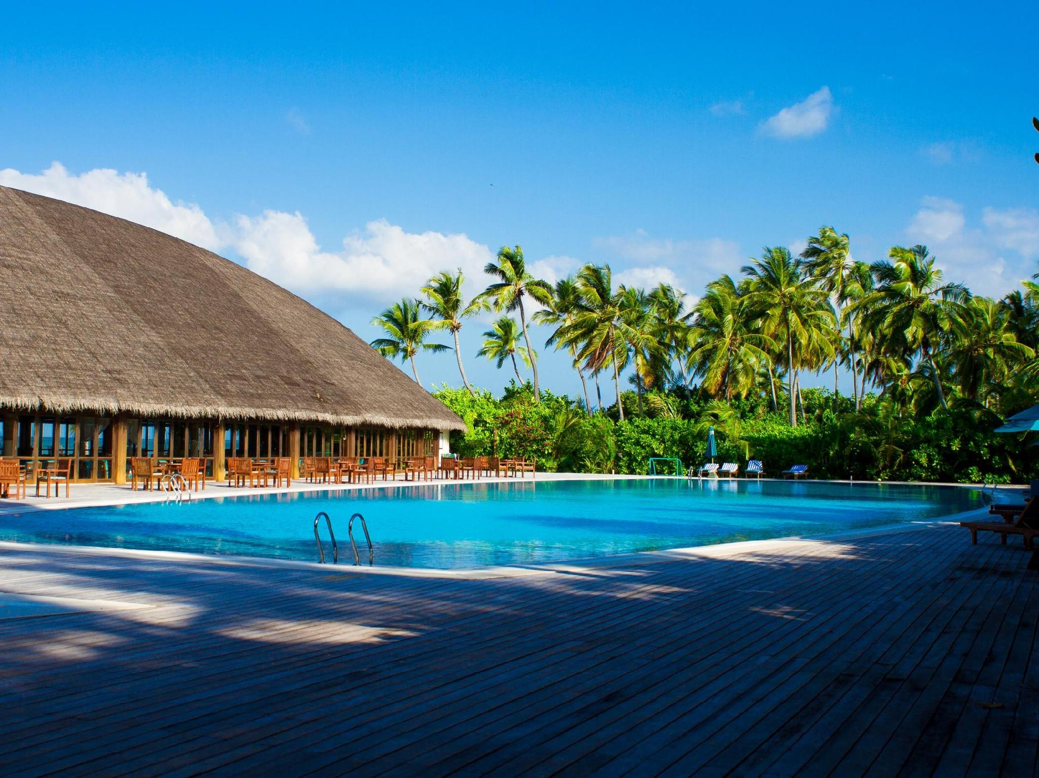 Herathera Island Resort Maldives Islands