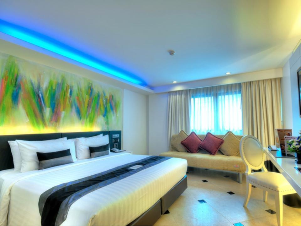 Skyy Hotel - Hotels and Accommodation in Thailand, Asia