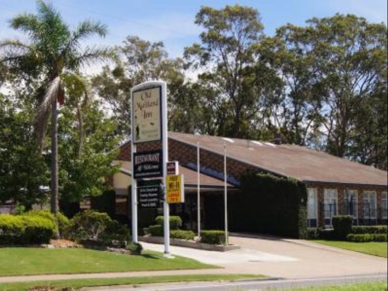 Old Maitland Inn - Hotell och Boende i Australien , Maitland (NSW)