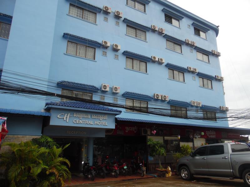 Central Hotel Sihanoukville