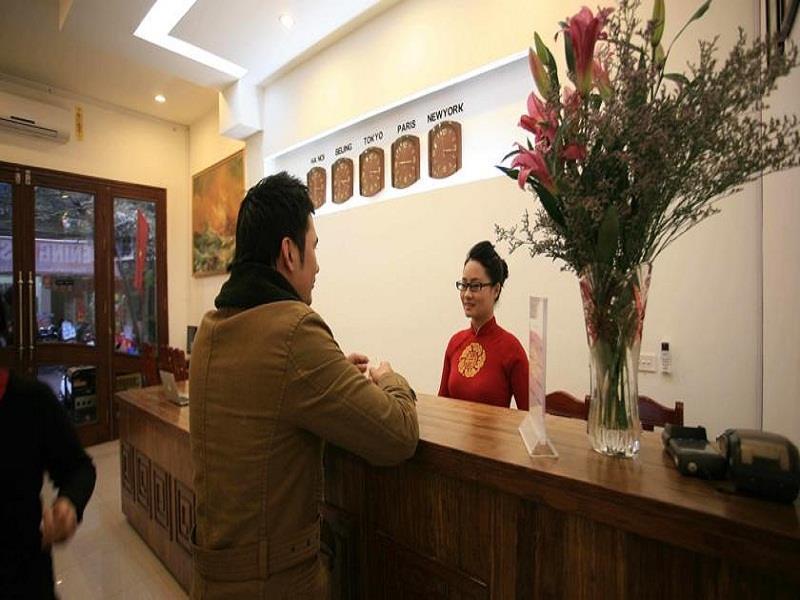 Hanoi Apple Hotel - Hotell och Boende i Vietnam , Hanoi