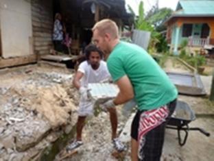 Educational & Volunteer Project Perhentian Island - House renovations