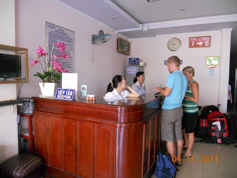 Huy Hoang Hotel - Hotell och Boende i Vietnam , Can Tho