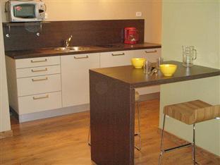 City Residence Nantes Beaujoire Nantes - Kitchen