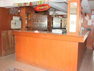 Joshuar Hotel Pattaya - Reception