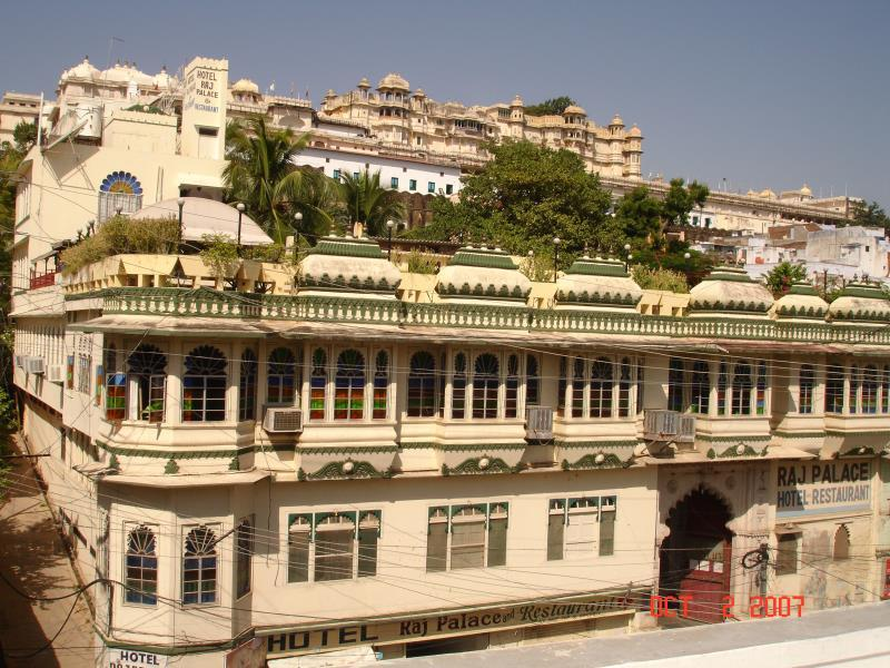 Hotel Raj Palace Udaipur