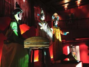 Santa Grand Hotel Lai Chun Yuen Szingapúr - A szálloda belülről