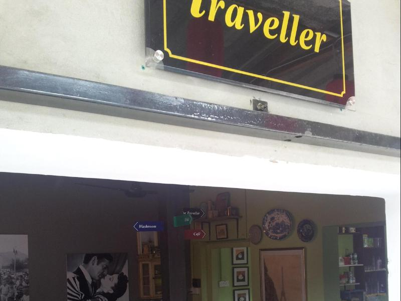 Traveller Homestay קוצ'ינג