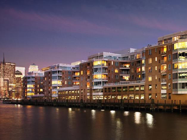Harbor View Apartments Jersey City (NJ) - Exterior