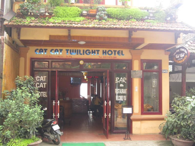 Cat Cat Twilight Hotel - Hotell och Boende i Vietnam , Sapa (Lao Cai)
