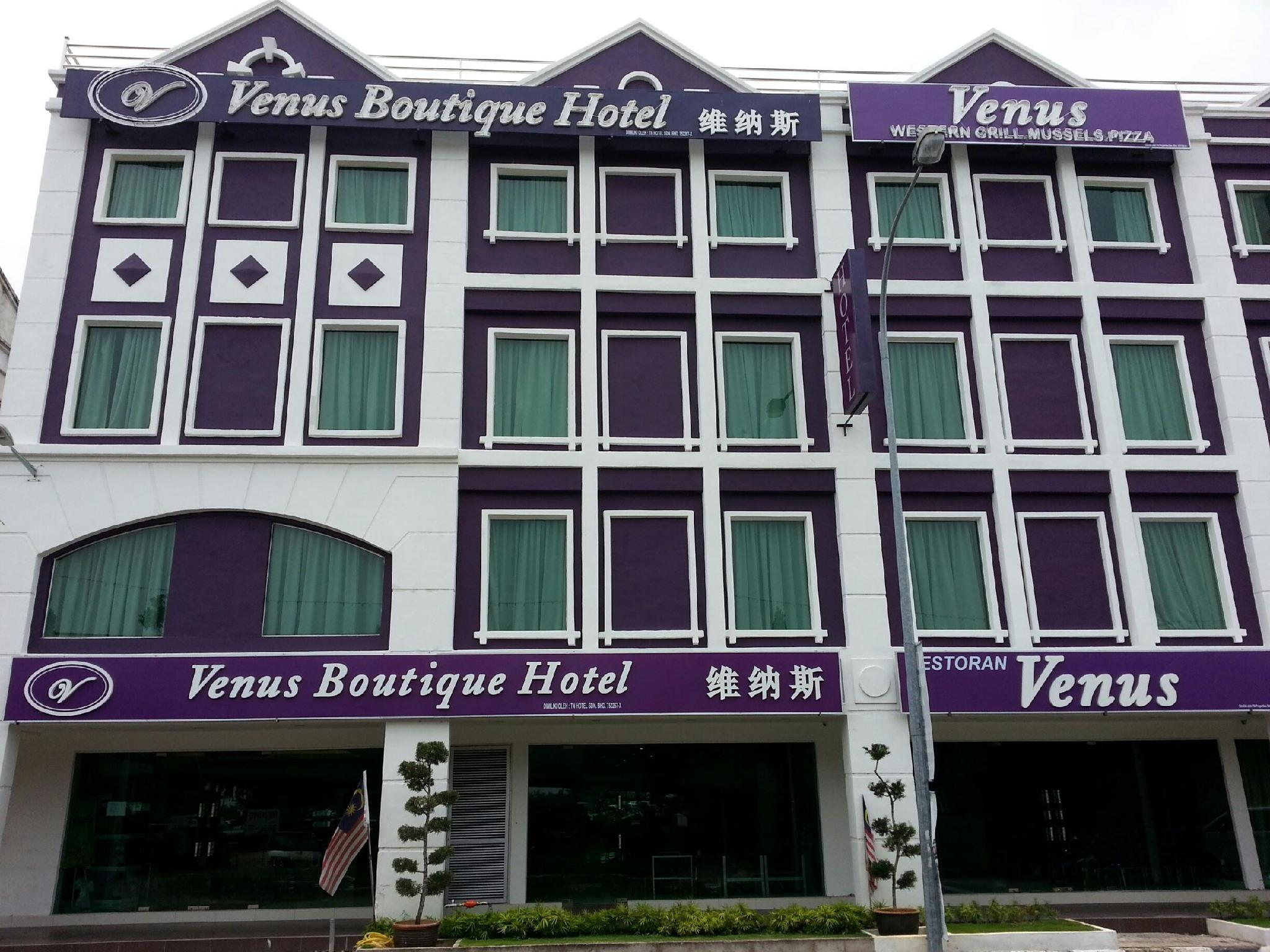 Venus Boutique Hotel - Hotels and Accommodation in Malaysia, Asia
