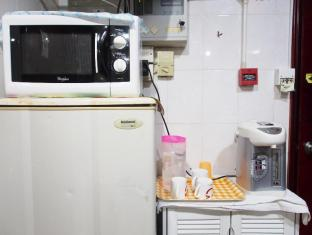 Paris Guest House Hong Kong - Fridge & Microwave Provided