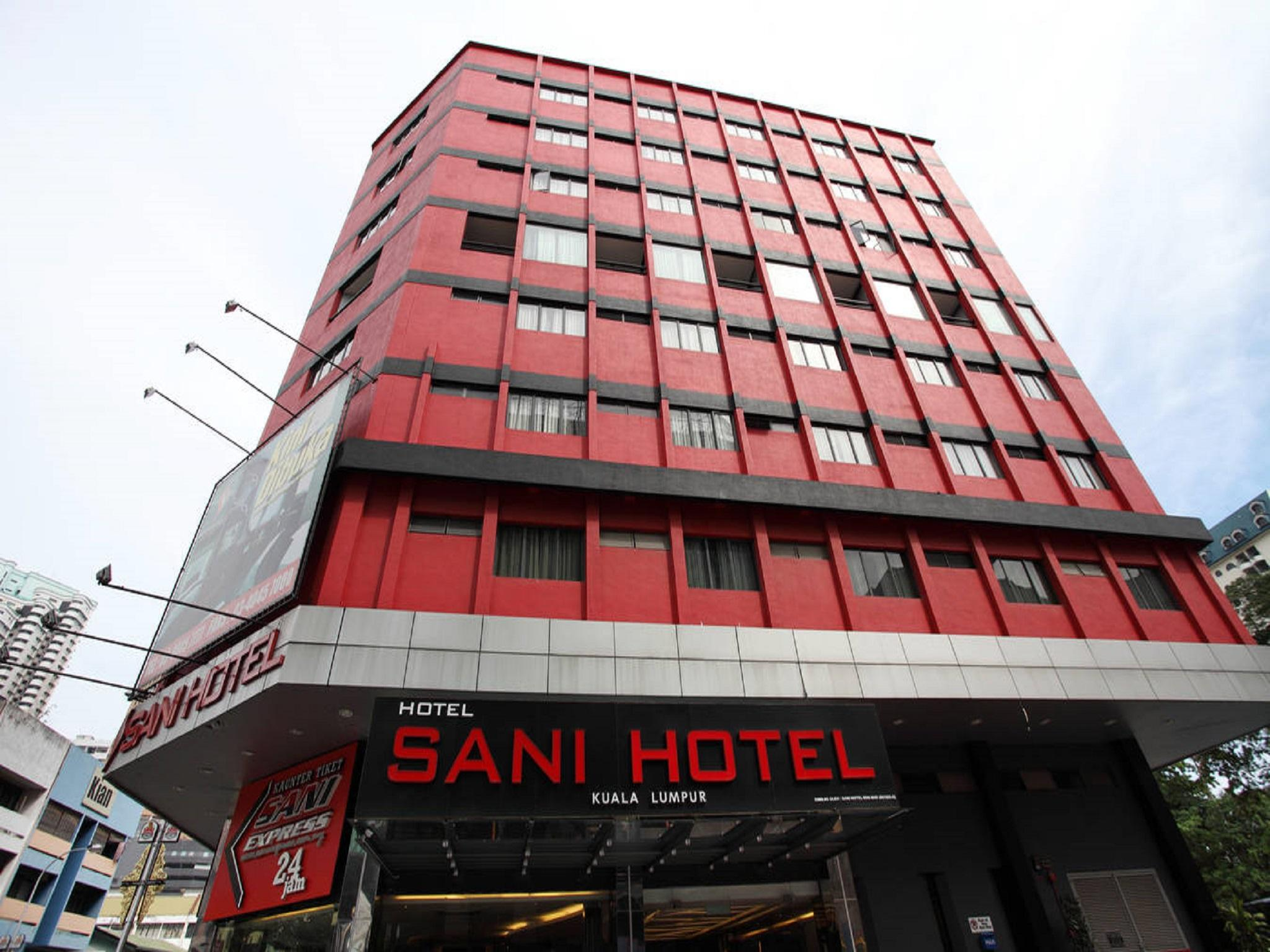 Sani Hotel - Hotels and Accommodation in Malaysia, Asia