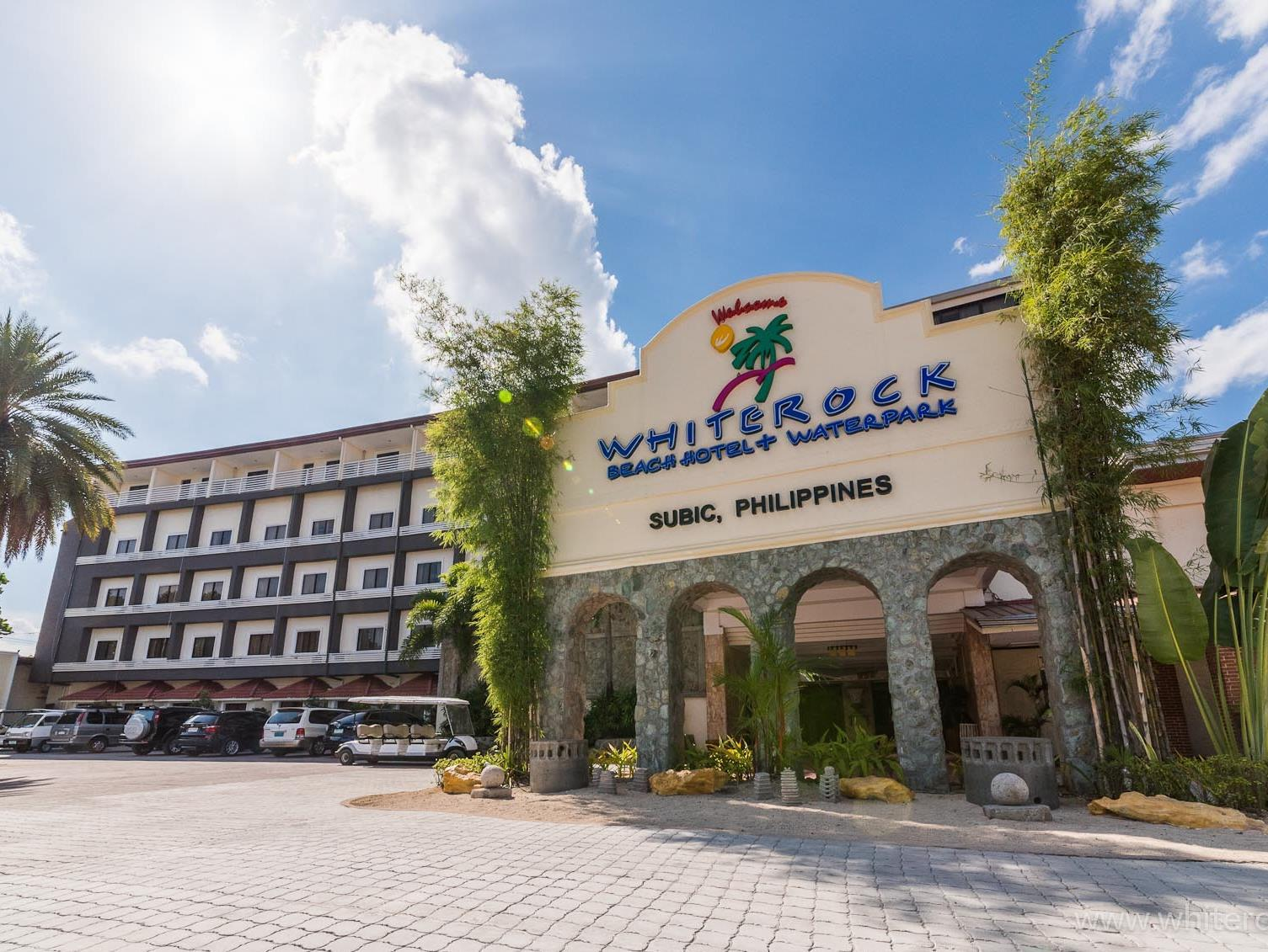 White rock waterpark beach hotel subic bay subic for Terrace hotel subic