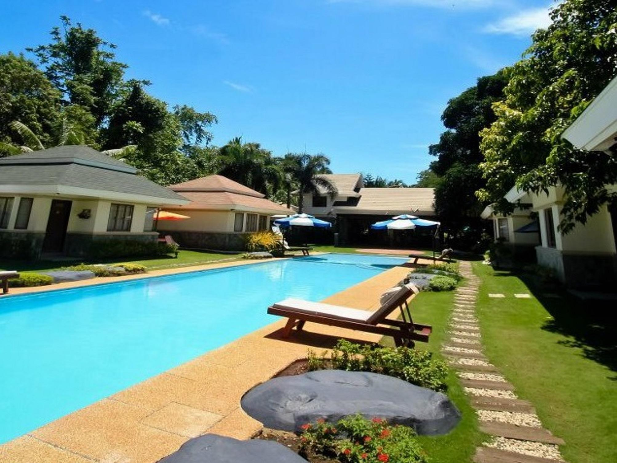 Bali Bali Beach Resort Davao City - Hotellet udefra