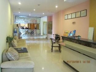 Fast 109 Hotel Nanjing Beijing East Road Nanjing - Lobby