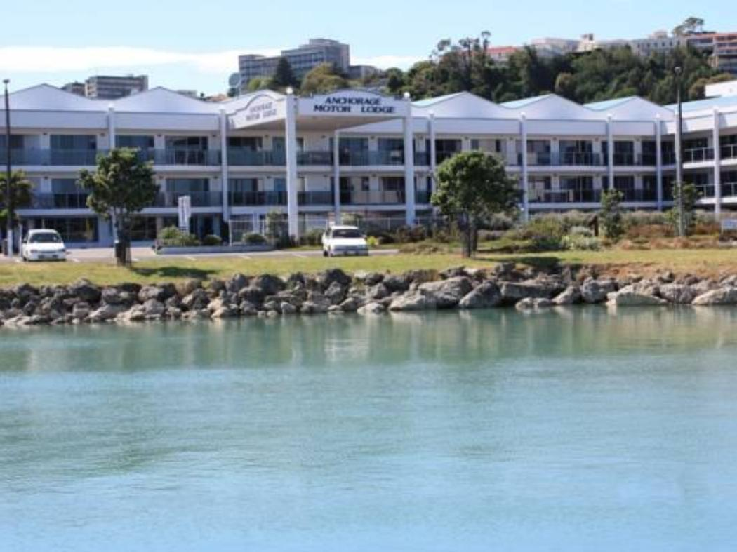 Anchorage Motor Lodge - Hotels and Accommodation in New Zealand, Pacific Ocean And Australia