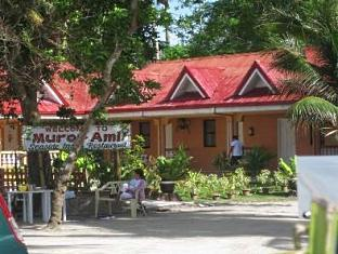 Muro Ami Beach Resort Boholasas - Viešbučio išorė