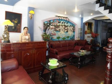 Ngoc Thanh Hotel - Hotell och Boende i Vietnam , Ho Chi Minh City