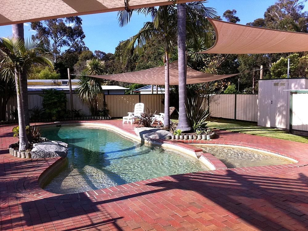 Mallacoota s Shady Gully Caravan Park - Hotell och Boende i Australien , Mallacoota