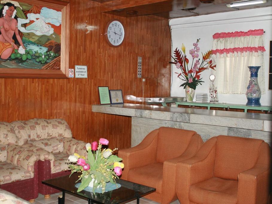 Parkview Hotel Iriga City