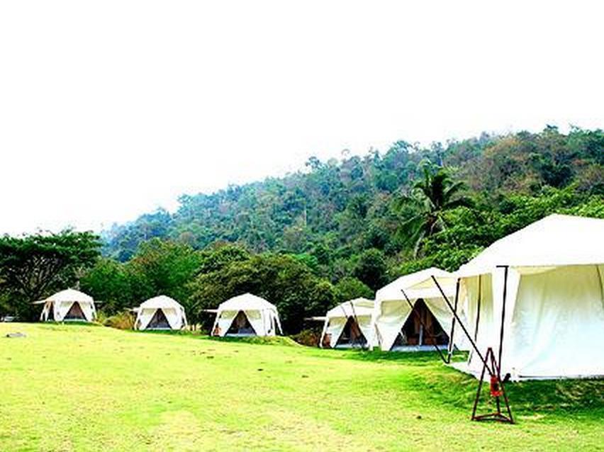 Hotell Khao Kheaw Es Ta Te Camping Resort   Safari i , Chonburi. Klicka för att läsa mer och skicka bokningsförfrågan