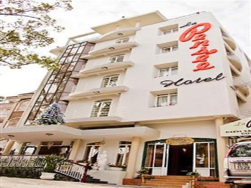 La Pensee Hotel - Hotell och Boende i Vietnam , Dalat